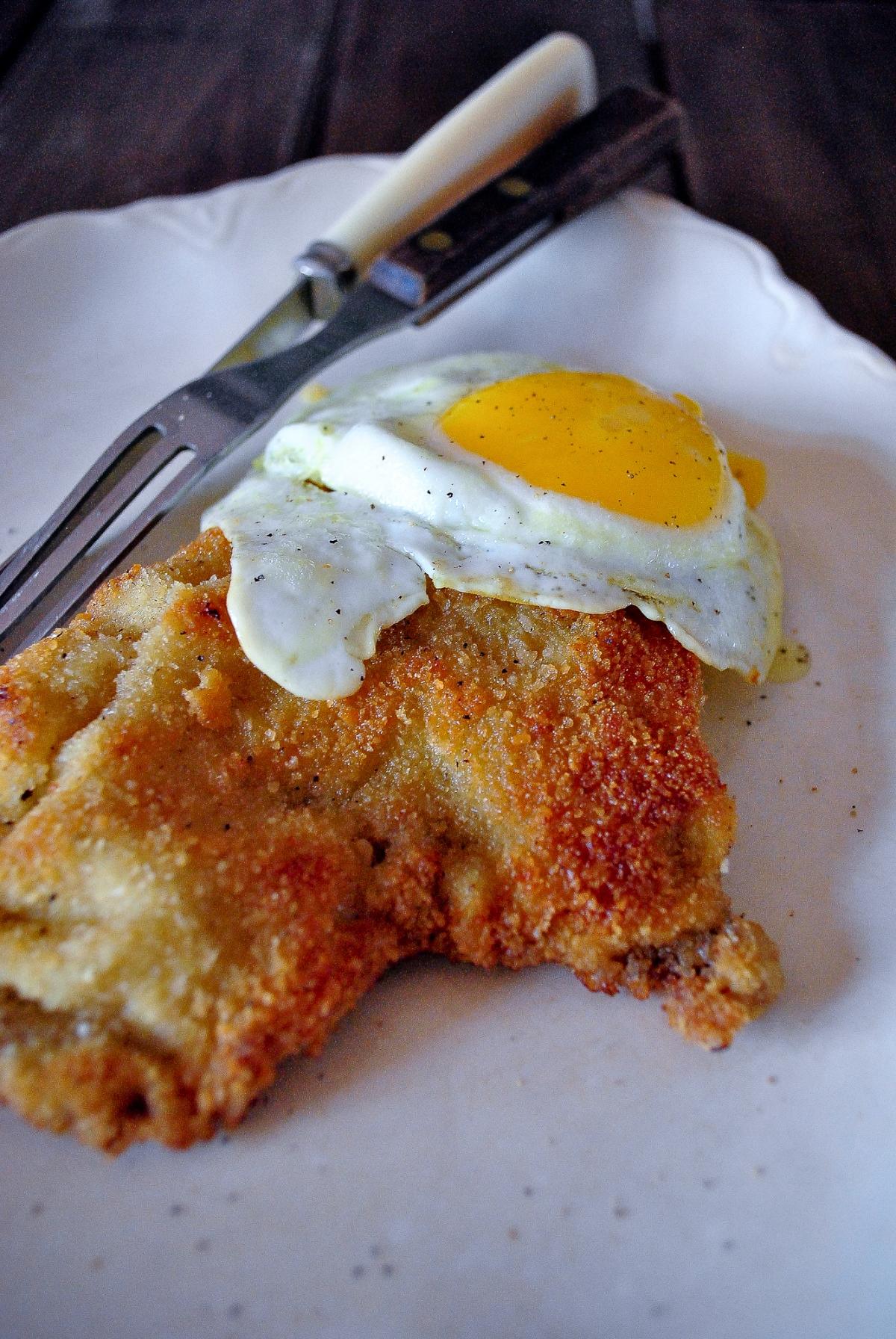 Bistec Apanado Pan Fried Breaded Steak 187 Okie Dokie