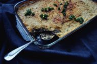 Jalapeno Cheddar Potato Gratin // Fleming