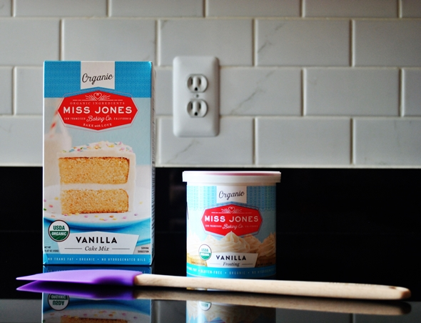 Miss Jones Baking Co. Vanilla Cake Mix